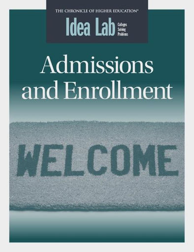 Idea Lab: Admissions and Enrollment