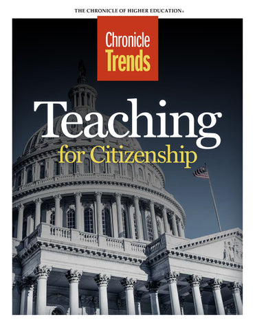 Chronicle Trends: Teaching for Citizenship, March 2017
