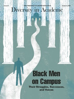 Diversity in Academe: Black Men on Campus, Fall 2014