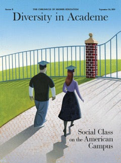 Diversity in Academe: Social Class on the American Campus, Fall 2010
