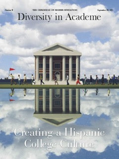 Diversity in Academe: Creating a Hispanic Culture, Fall 2011