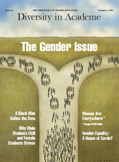 Diversity in Academe: The Gender Issue, Fall 2012