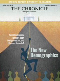 Diversity in Academe: The New Demographics: Spring 2014