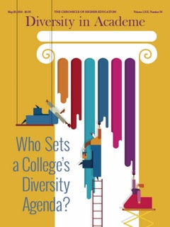Diversity in Academe: Who Sets Agenda, Spring 2016