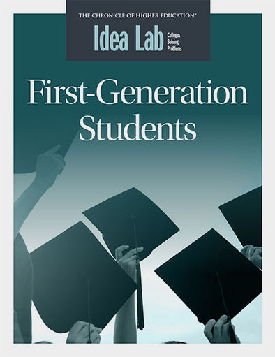 Idea Lab: First-Generation Students