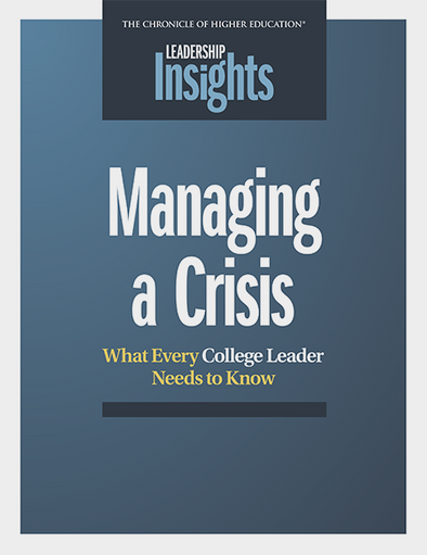 Leadership Insights: Managing a Crisis