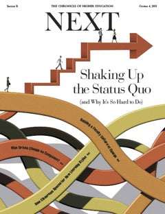 NEXT: Shaking Status Quo, 2013