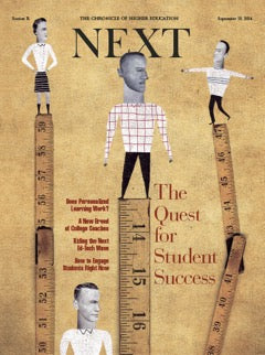 NEXT: Quest for Success, 2014