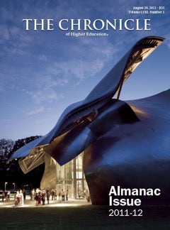 The Almanac of Higher Education, 2011