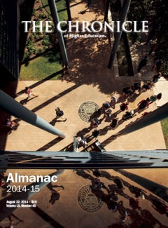 The Almanac of Higher Education, 2014