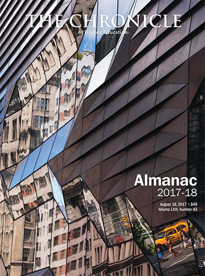 The Almanac of Higher Education, 2017