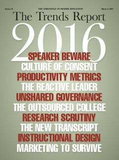 The Trends Report, 2016