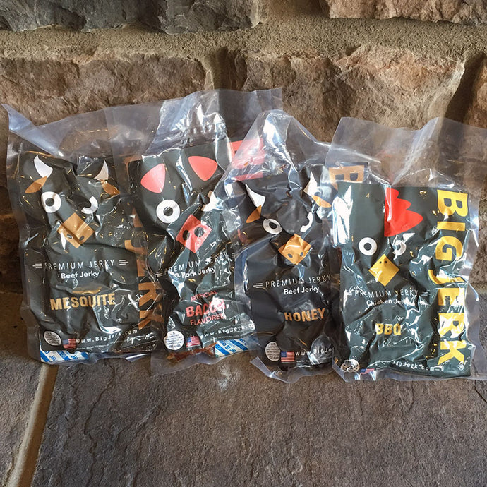 Jerky - 4 Pack Your Choice