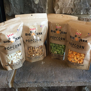 Popcorn - Choose 4 flavors