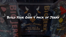 Exotic Jerky - 4 Pack Your Choice
