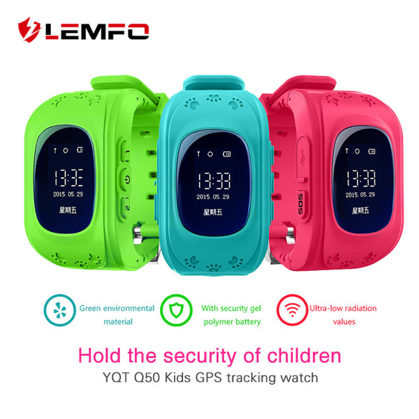 Kids Smartwatch with  Micro Sim Card and GPS Tracker