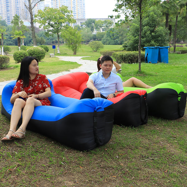 Newest Design Laybag Beach Bed, Air Sofa Lounge