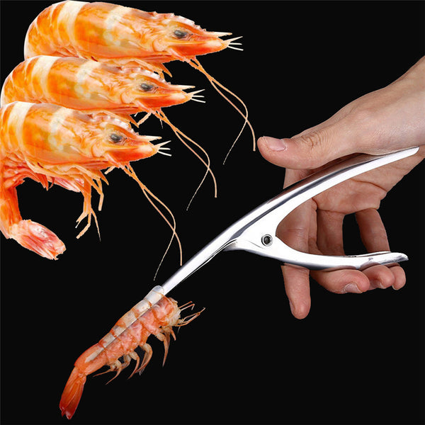 Shrimp Peeler and Deveiner