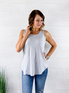 Basic Tank Top - Gray