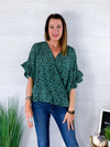 Love Spell Top - Green