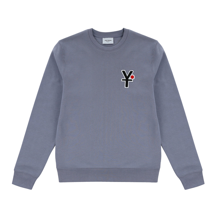 ICON Lava Grey Sweat