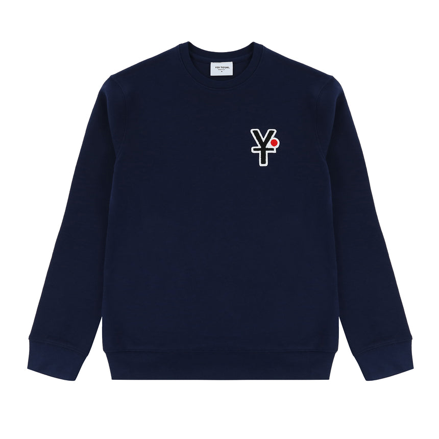 ICON French Navy Sweat