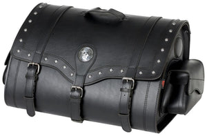 Motor suitcase Memphis Large Studded