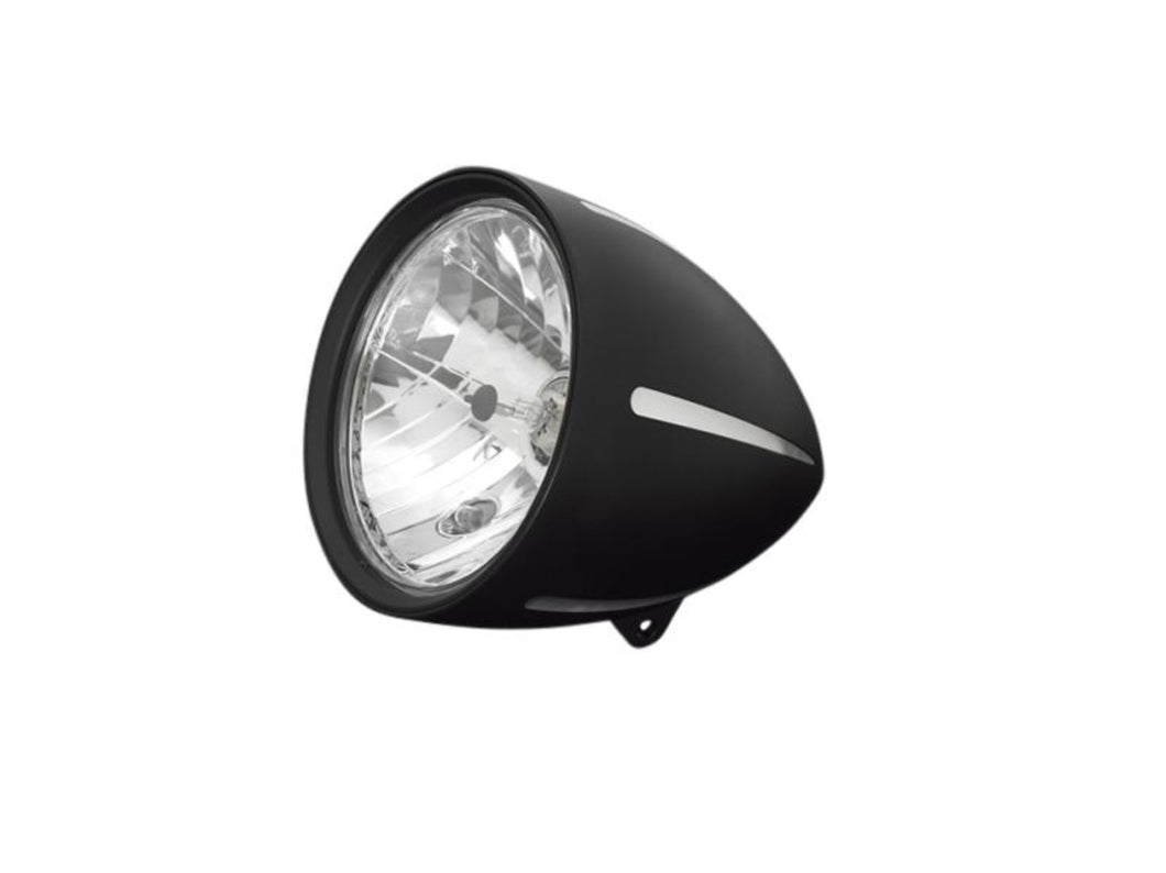 Stylish Black Cone Headlight 5.75