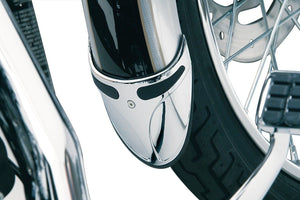 Kuryakyn Chrome Fender Extension/Tip Harley-Davidson XL FX