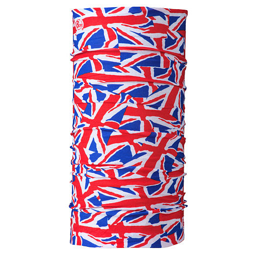 Original Buff Multifunctional Head/Neck Tube British Flag/Union Jack