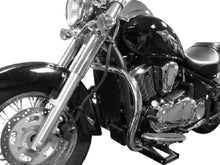 Highway/Crash/Engine Bars Kawasaki VN900 Vulcan Custom/Classic - Black