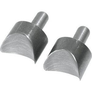 "Weld-On Bungs for Mounting Solo Seat Springs to 1"" Frame (Pair)"