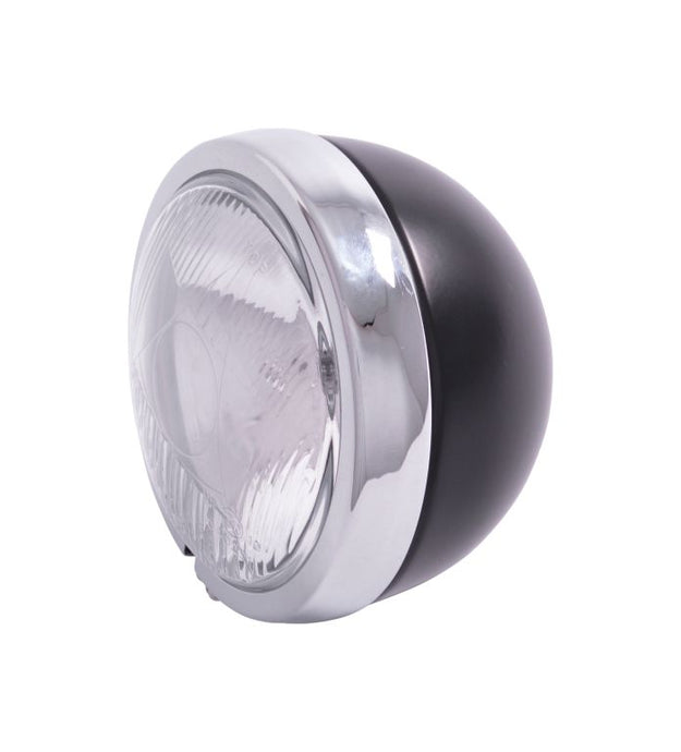 Spotlight E-mark Black/Chrome trim
