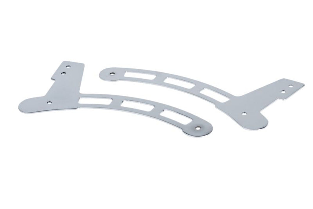 Sissybar bracket only Chrome Indian Scout 15 up