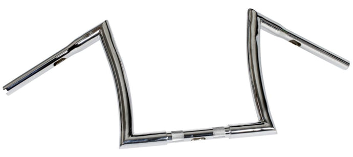 handlebar bad ape hanger 14 inch 32mm chrome