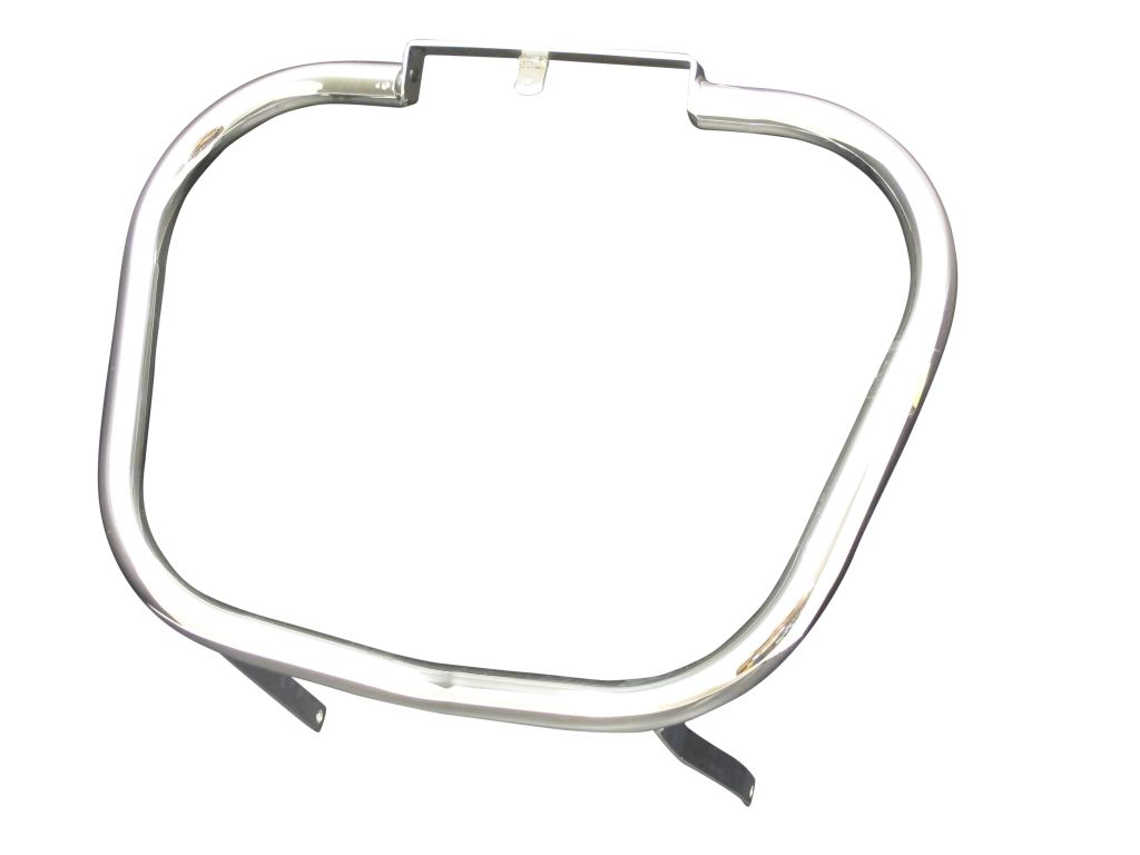 engine guard highway bar 38mm chrome honda vt750s rs 10 up