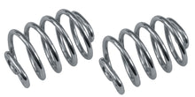 "Solo Seat 3"" Cylinder Springs (Pair) for Chopper/Bobber - Chrome"