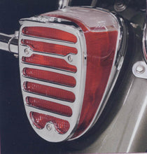 Load image into Gallery viewer, rear taillight grill cover yamaha drag star classic royal wild star