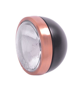 spotlight e mark black copper trim usa style