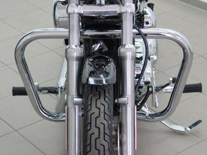 Highway/Crash Bars Harley-Davidson Sportster Custom 2004 Up - Chrome