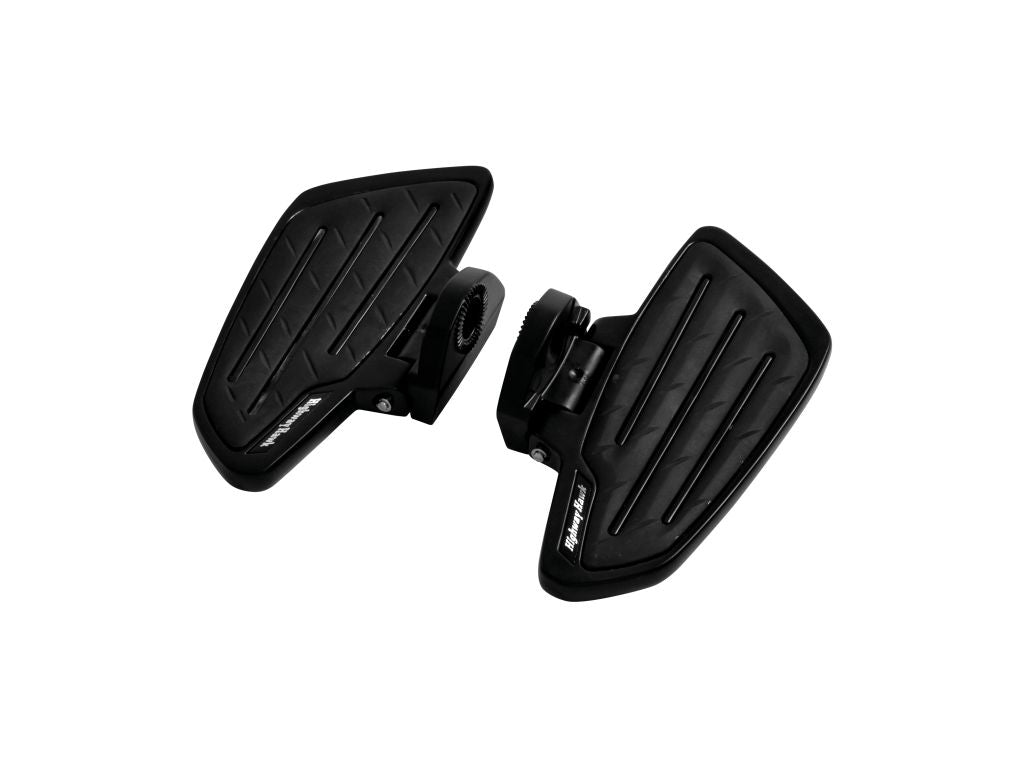 floorboards set new tech glide rider board black kawasaki vn900 custom