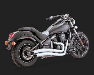 Vance & Hines Big Radius 2-into-2 PC Exhaust 2006-2014 Kawasaki VN900