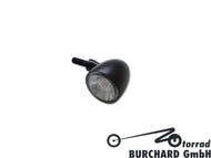 Kellermann Turn Signal Bullet 1000 Extreme Black for front and rear