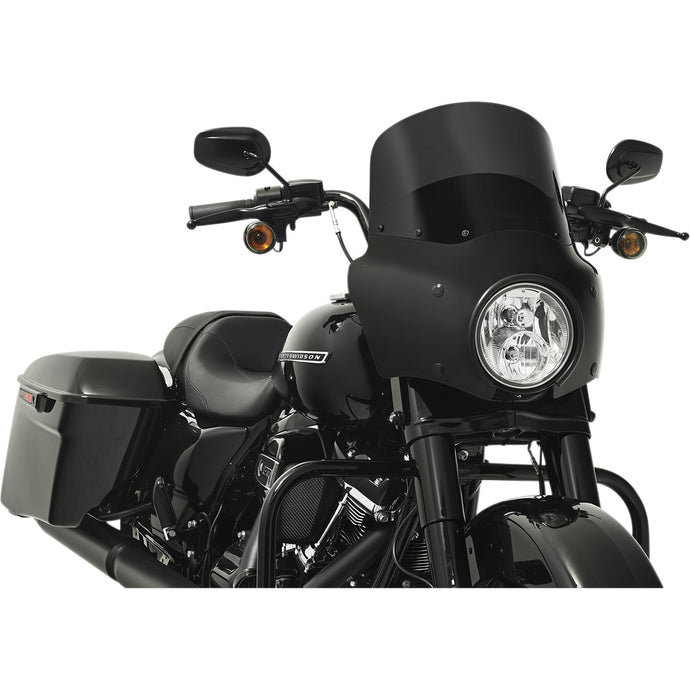 Memphis Shades Road Warrior Fairing Harley Dyna Super Glide FXD 2006-2010