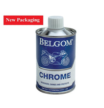 Load image into Gallery viewer, Belgom Chroom Chrome Polish Plus Free Polishing Cloth