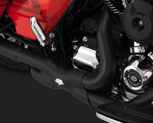 Load image into Gallery viewer, Vance & Hines Power Duals Exhaust Black 2017 Touring