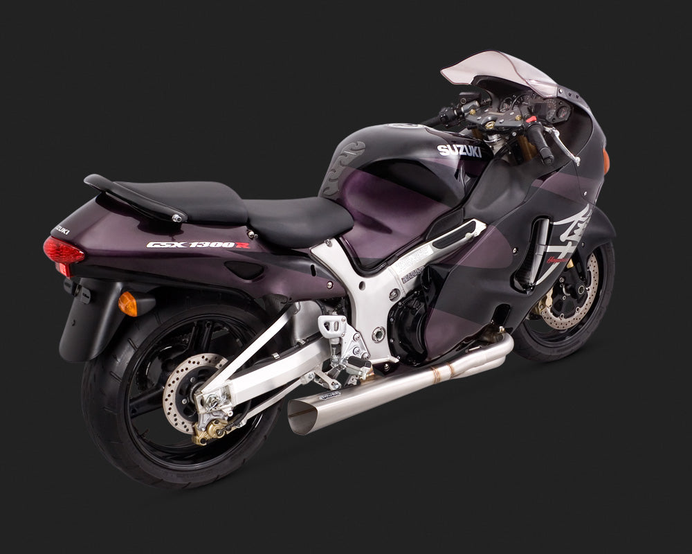 Vance & Hines Competition Series 4-in-2-in-1 Exhaust 99-08 Suzuki GSX1300 Hayabusa