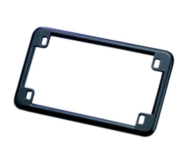 Black Licence/Number Plate Trim Surround for American 7