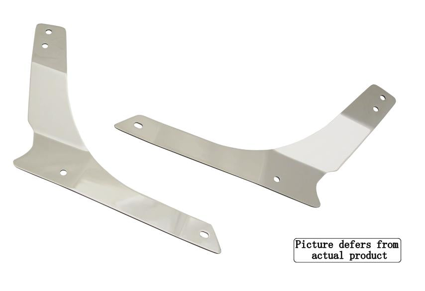 Sissybar Brackets Honda VT750C Shadow 04 up
