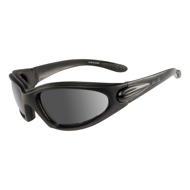 John Doe Padded Protective Shatterproof Sunglasses for Riders/Bikers